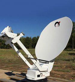 VSAT Antennas: Ka Driveaway