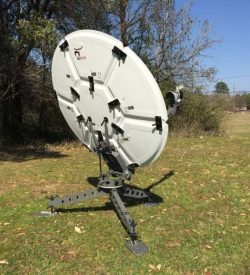 SNG Antennas: Airline Checkable