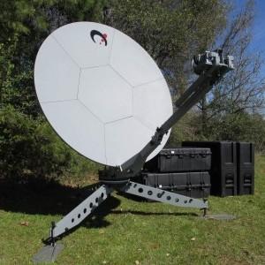 1821 Agilis Flyaway Antenna