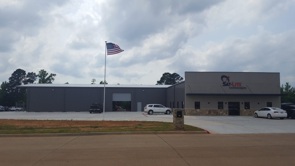 Sat-Lite Technologies Headquarters in Longview, Texas