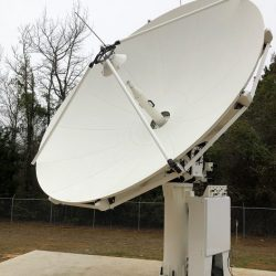 High Performance Earth Station Antennas