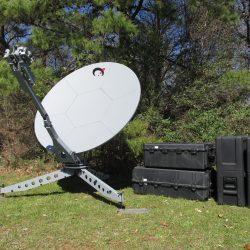 1.8 Meter Transportable Segemented Flyaway