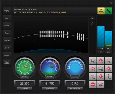 RC4600 screenshot